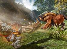 Monster Hunter Online tung trailer in-game khoe đồ hoạ cực chất