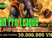 Điểm mặt 6 đội tranh tài tại HoN Pro League mùa giải 2