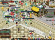 Cận cảnh One Piece - Đảo Hải Tặc ngày đầu ra mắt game thủ Việt