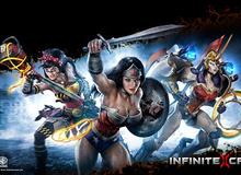 Cận cảnh gameplay cực chất của MOBA siêu anh hùng Infinite Crisis