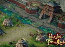 Game Hùng Bá Tam Quốc cập bến Việt Nam