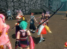 MOBA Nhật Bản Onigiri sẽ lên PS4