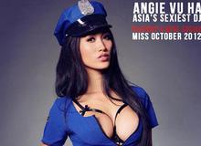 Ngộp thở với bộ ảnh cực hot của Angie Vũ Hà