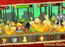 Pocket Army - Tựa game RTS thú vị cuốn hút game thủ