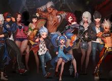 Game online độc HeroWarZ mở cửa closed beta