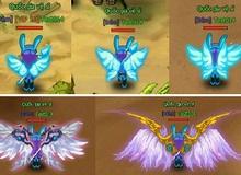 """Ngắm sự tiến hóa của những """"đôi cánh thiên thần"""" trong Áo Giáp Vàng"""