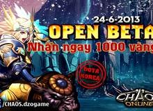 Chaos Online công bố ngày Open Beta - 24/06/2013