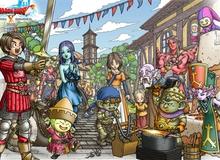 Dragon Quest X Online: Bản PC ra mắt tháng 09