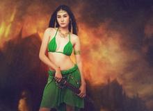 Xuất hiện clip hậu trường cực hot của buổi cosplay gMO Khan Online