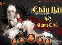 Xuất hiện tựa game Chân Dài Đại Chiến tại Việt Nam