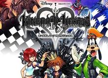 Kingdom Hearts 1.5 HD Remix phát hành vào 10/9/2013