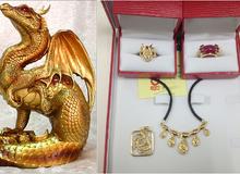 FPT Online làm tượng rồng bằng vàng tặng cho game thủ TLBB3