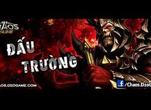 Chaos Online tổ chức đấu trường hàng ngày