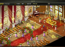 """Cùng chiêm ngưỡng """"đám cưới đẹp"""" của webgame Áo Giáp Vàng"""