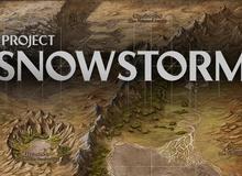Project Snowstorm - Hé lộ MMORPG đầy tham vọng