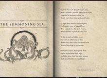 Cuốn sách Archronicus bí ấn trong DOTA 2: Triệu hổi biển cả