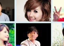 10 ngôi sao Việt hot nhất trên mạng xã hội