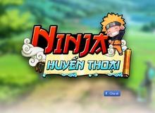 """Teaser game lạ """"Ninja Huyền Thoại"""" bất ngờ xuất hiện ở VN"""