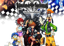 Kingdom Hearts HD 1.5 Remix tung trailer mới ấn tượng