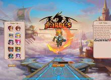 Game thủ Việt hồ hởi tham gia chơi Heroes Online