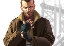 """Vào vai """"con trai"""" Niko Bellic trong GTA V"""