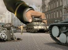 Ubisoft giới thiệu Panzer General Online, webgame chiến thuật mới