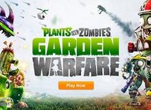 PvZ: Garden Warfare cho phép gamer biến thành quái vật