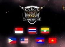 Chaos Online khởi động Sea Tournament tháng 8