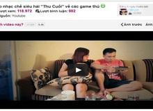 """""""Gấu cuối"""" – Clip quảng cáo game độc nhất vô nhị"""