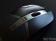 Logitech G602 - Chuột chơi game không dây hoạt động 2 tháng liên tục