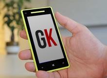 Ứng dụng GameK cho Windows Phone - Đón đầu xu thế
