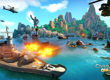 Xuất hiện game online đồ họa tuyệt đỉnh Civilization Online