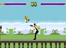 Xem Angry Bird đấu với... Rồng Đen