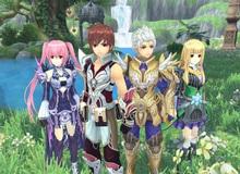Fantasy Frontier ra mắt phiên bản tiếng Anh với tên Aura Kingdom