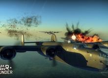 Game online không chiến đỉnh cao War Thunder đã về Việt Nam