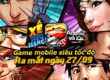 SGame phát hành Xế Siêu Hạng tại Việt Nam