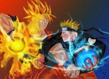 Songoku đại chiến Naruto trong J-Stars Victory VS