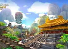 Civilization Online khoe đồ họa tuyệt đỉnh đậm chất Á Đông