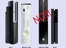 """Microsoft: """"Cẩn thận khi đặt Xbox One thẳng đứng"""""""