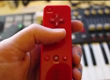 [Video] Bản nhạc độc đáo tạo nên từ máy chơi game