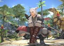 Bom tấn Final Fantasy XIV thử nghiệm lần cuối trên PS4