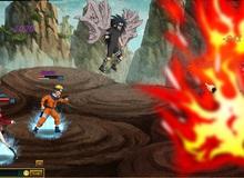 Naruto sập toàn bộ server do bị chơi xấu