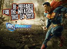 DC Universe Online đã tiến đến rất gần Việt Nam
