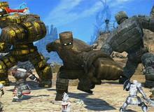 Final Fantasy XIV: A Realm Reborn đã có tới hàng triệu người chơi