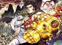 Phong Thần Kí - Truyện tranh Hot cho các fan Kiếm hiệp