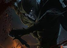 Fan art DOTA 2: Phantom Assassin