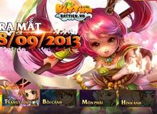 Webgame Bát Tiên ra trang teaser mới