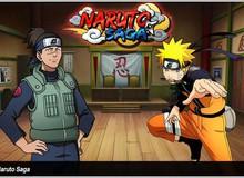 Naruto Saga - game online thú vị sắp xuất hiện