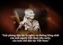 Clip tri ân Đại tướng Võ Nguyên Giáp ấn tượng của game thủ Việt
