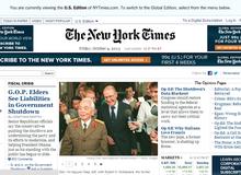 Thông tin về sự ra đi của Tướng Giáp tràn ngập trang chủ báo chí quốc tế